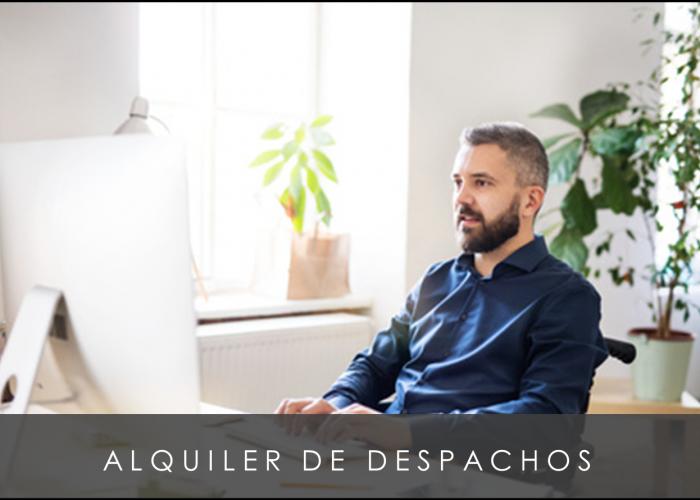ALQUILER DE DESPACHOS SAMANA