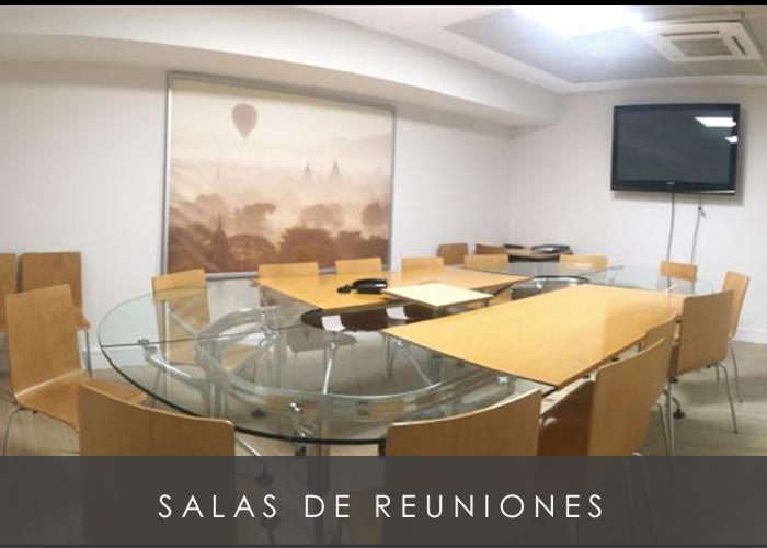 SALAS DE REUNIONES SAMANA