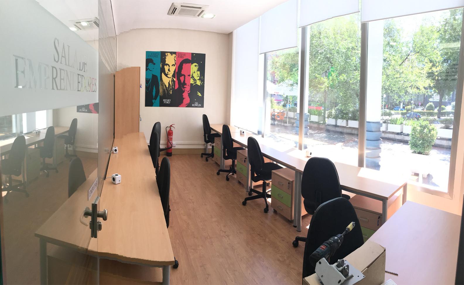 sala emprendedores